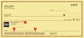 Wells Fargo Bank Check Designs. Wells Fargo, one of the largest banking institutions in the entire United States, has always offered checking accounts as part of its services.